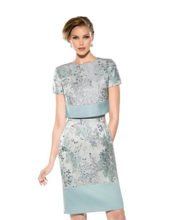 67b1bf8e2fa 29 Sublime Mother of the Bride Dresses for Spring Summer