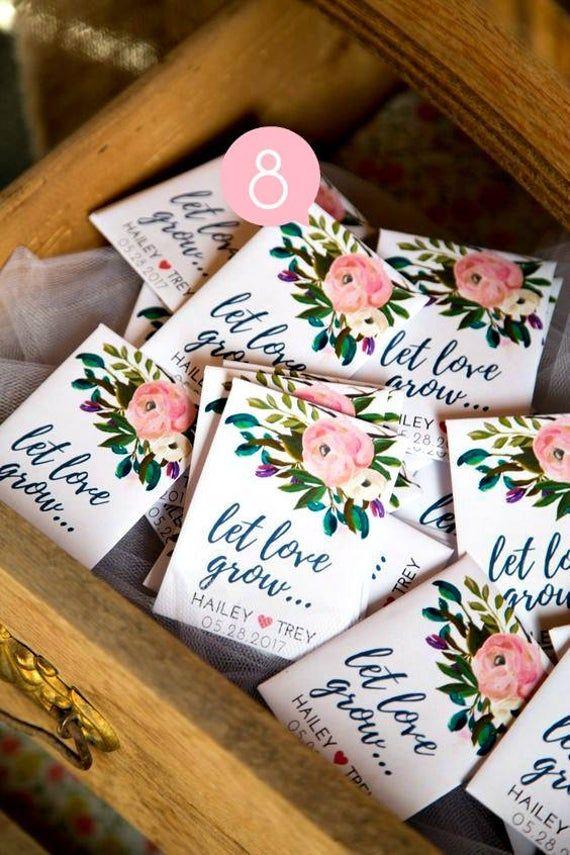 Photo of Lass die Liebe wachsen – Hochzeitssamen begünstigt …