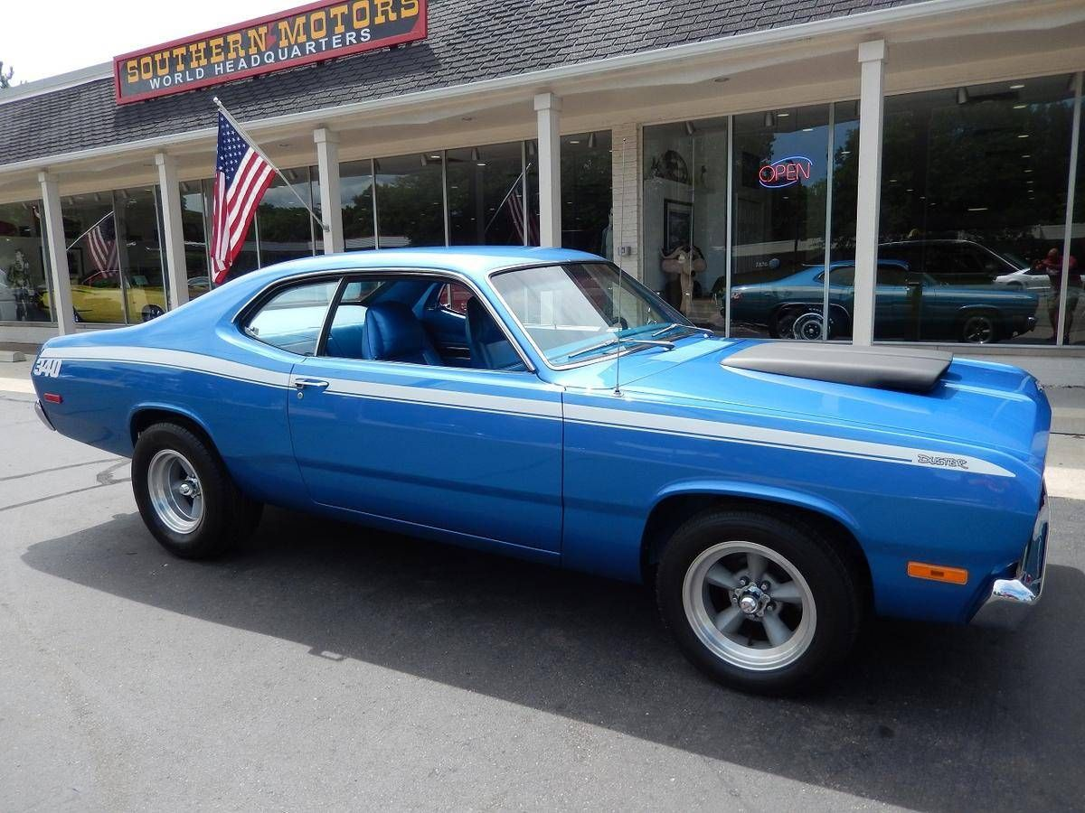 1972 plymouth duster built 340 4bbl v8 4 on the floor 391 sure