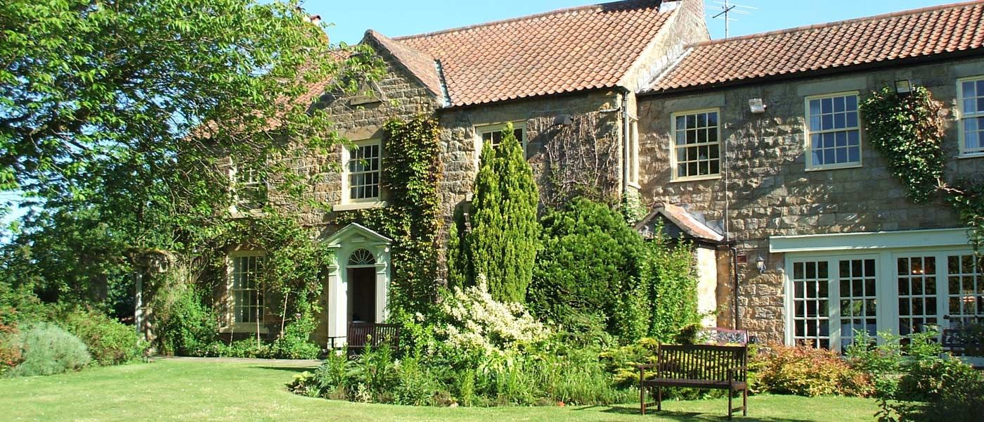 Luxury 4 Star Hotel Yorkshire Hotels Ox Pasture Hall Country House Scarborough