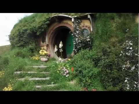 Bag-end, Bilbo's house - YouTube