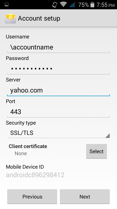 How to Add Your Yahoo Mail on Android Phone Android