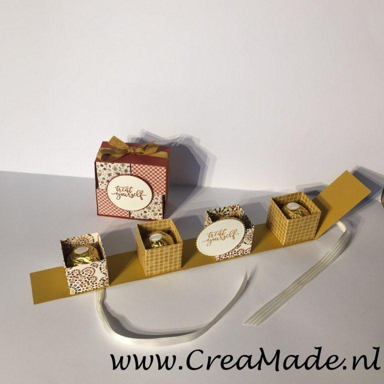 In Rochers Een Uitvouw Ferrero Verrassings Vier DoosjeHoliday SVpLqzUMG