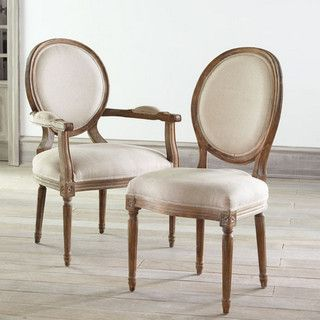 Louis Xvi Dining Chair Traditional Dining Chairs By Wisteria