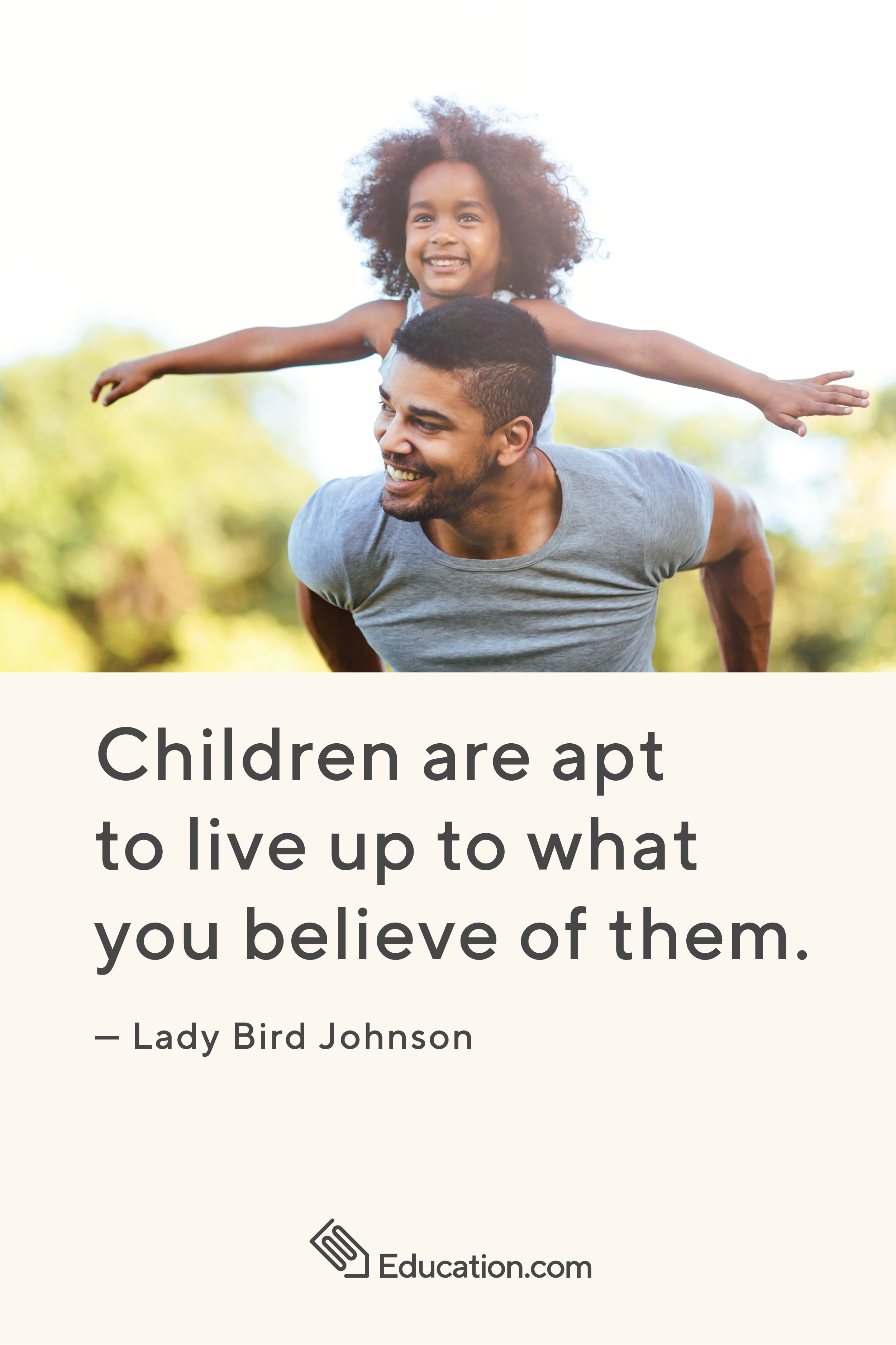 Have High Expectations And Your Child Will Meet Them