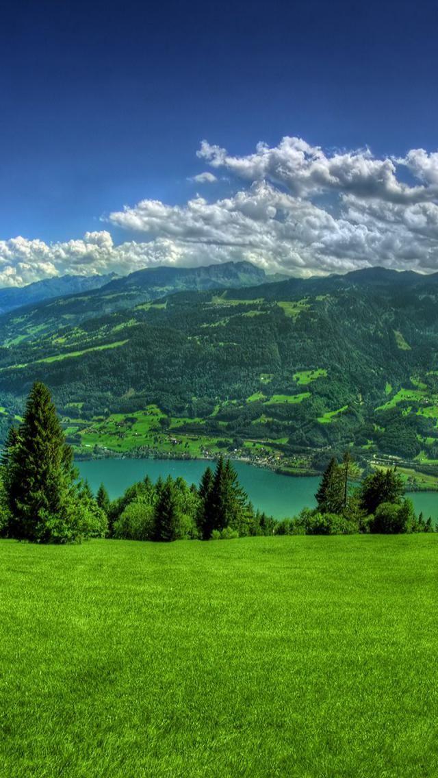 Beautiful Green Landscape Beautiful Nature Wallpaper Beautiful Nature Summer Landscape