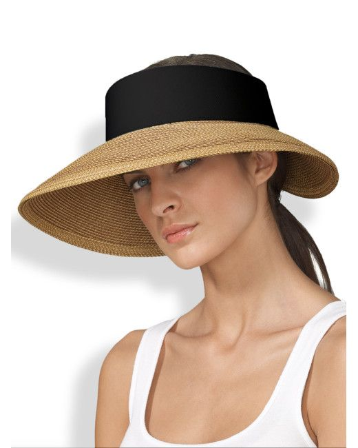 226c12c7ad9 Women s Black Halo Visor