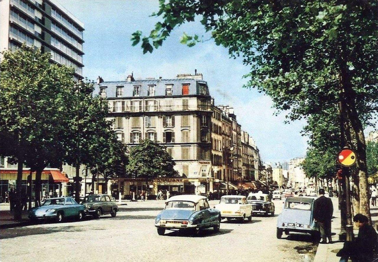 Rue du faubourg saint antoine paris 1960 paris pinterest france paris france and paris paris - Paris rue du faubourg saint antoine ...