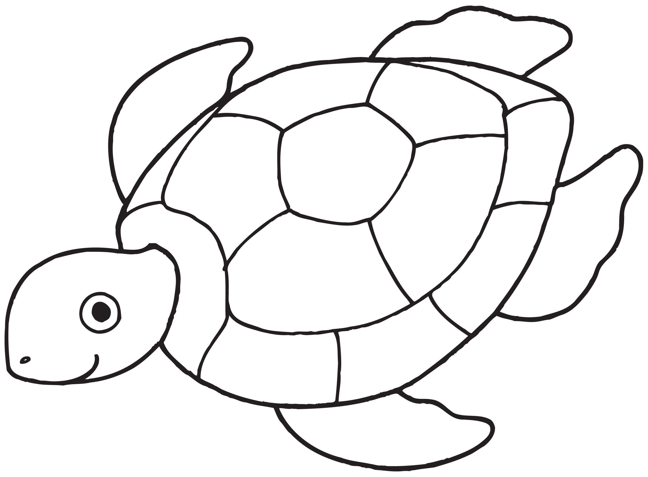 Simple Sea Turtle Drawing Turtle Clip Art Sea Turtle Clip Art Black And White Sea Turtle Coloring Pages Turtle Drawing Sea Turtle Drawing