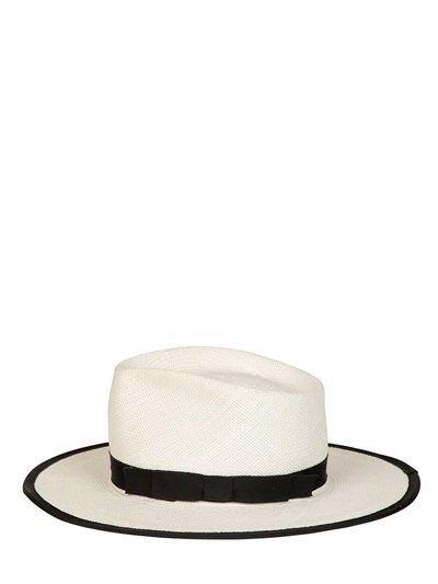 dd6b00fdf1d2b HATS - GLADYS TAMEZ MILLINERY - LUISAVIAROMA.COM - WOMEN S ACCESSORIES -  SALE - LUISAVIAROMA.COM