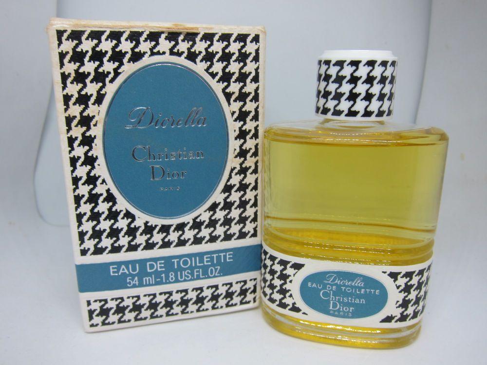 672e1d5b Christian Dior Diorella 54 ml 1.8 oz Toilette EDT perfume 18Sep3A-T ...
