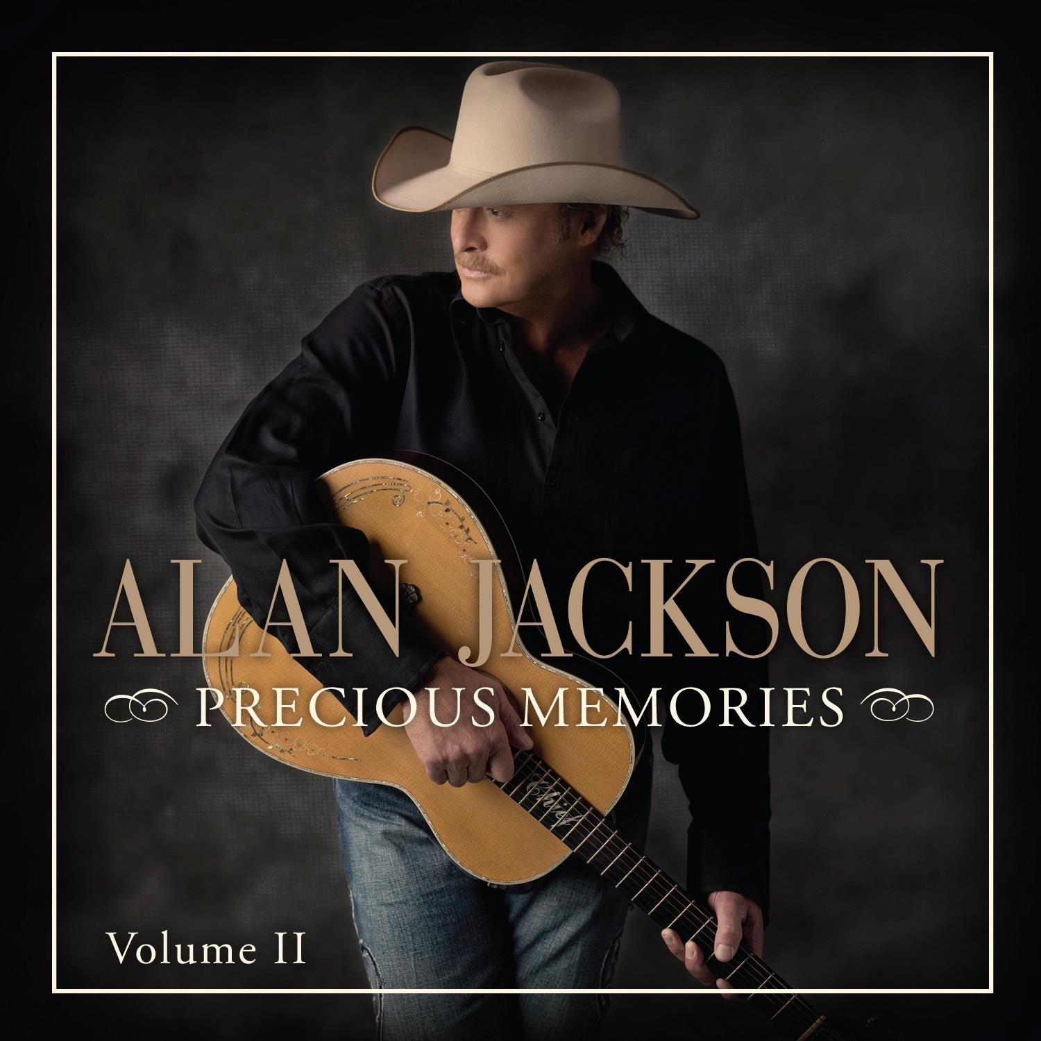 Alan Jackson S Latest Gospel Music Album Volume Ii Praise Songs