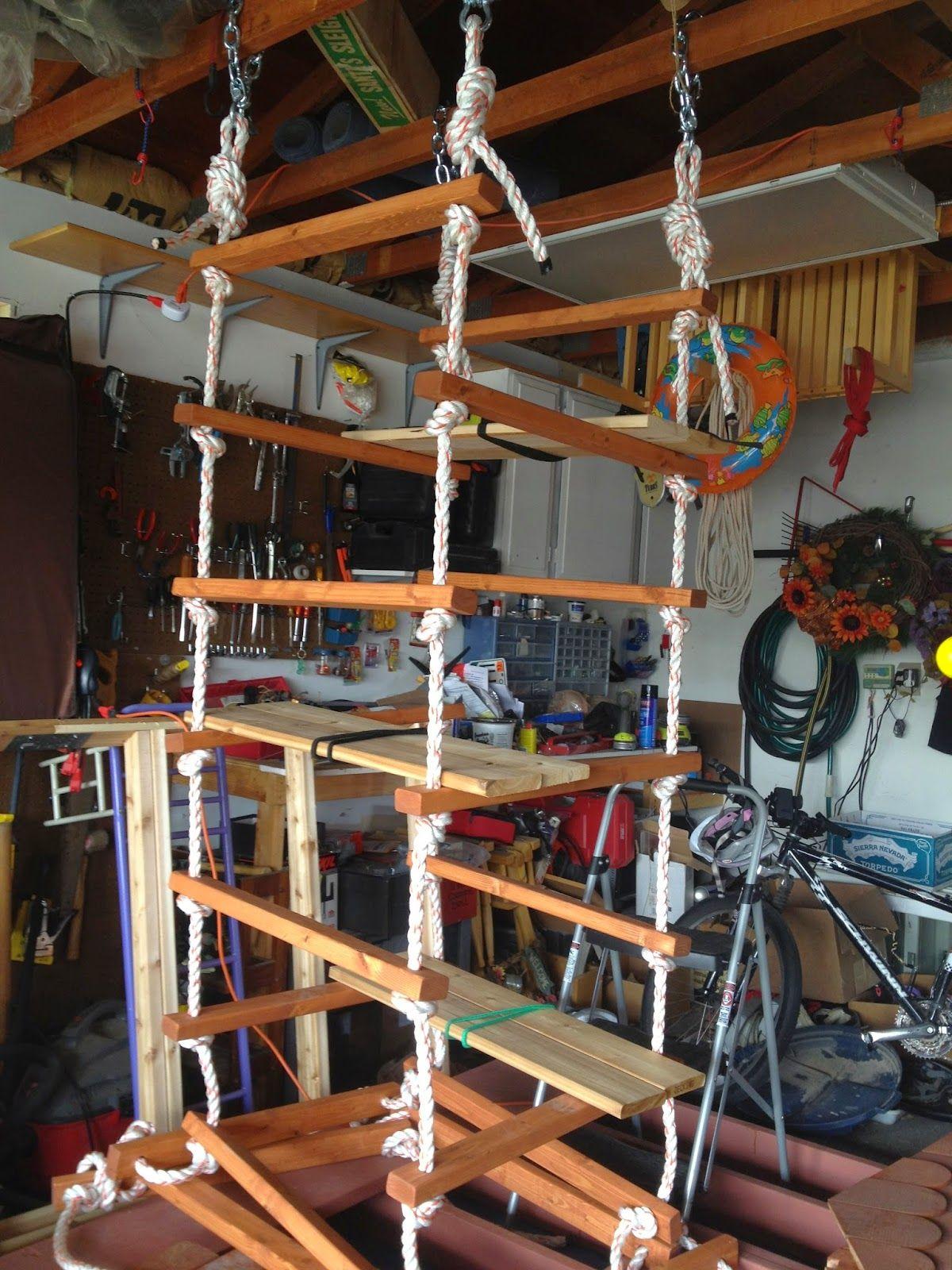 Treehouse Rope Ladder Album on Imgur