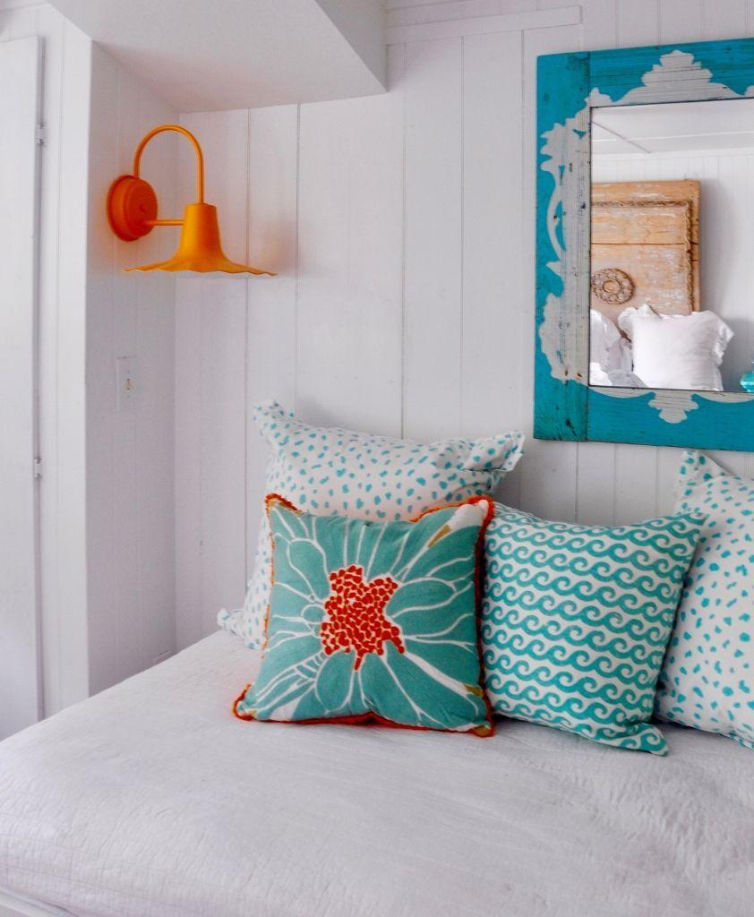 Beachy Bedroom Wall Sconces Lighting