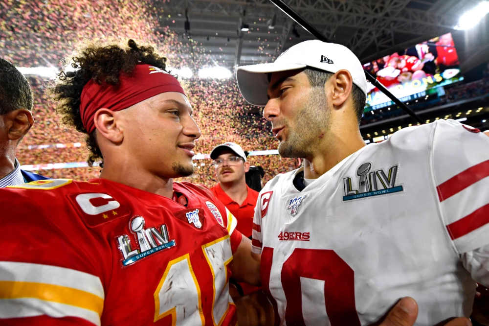 Super Bowl ratings 102 million watch Chiefs beat 49ers in