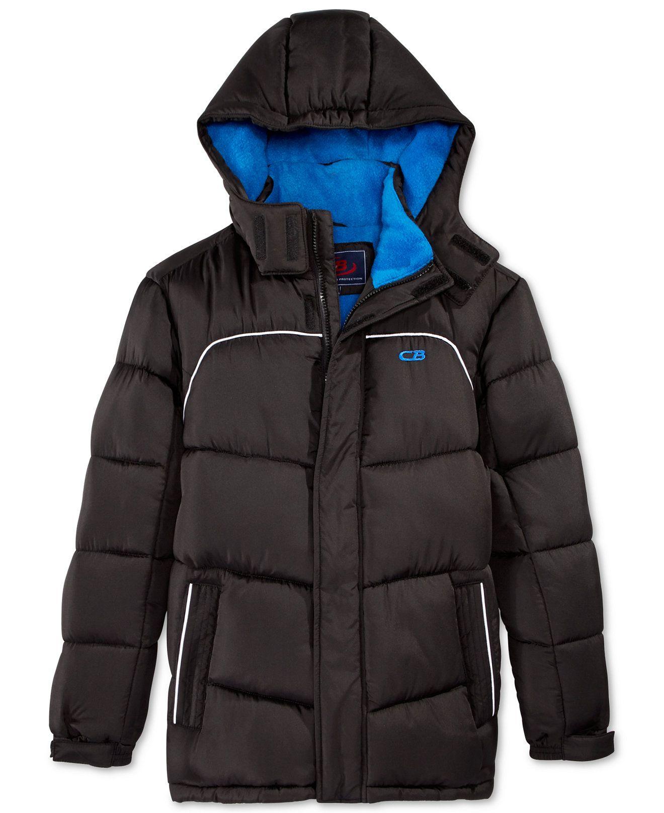 Cb Sport Boys Puffer Coat Kids Baby Macy S Puffer Coat Kids Coats Boy Puffer Coat [ 1616 x 1320 Pixel ]