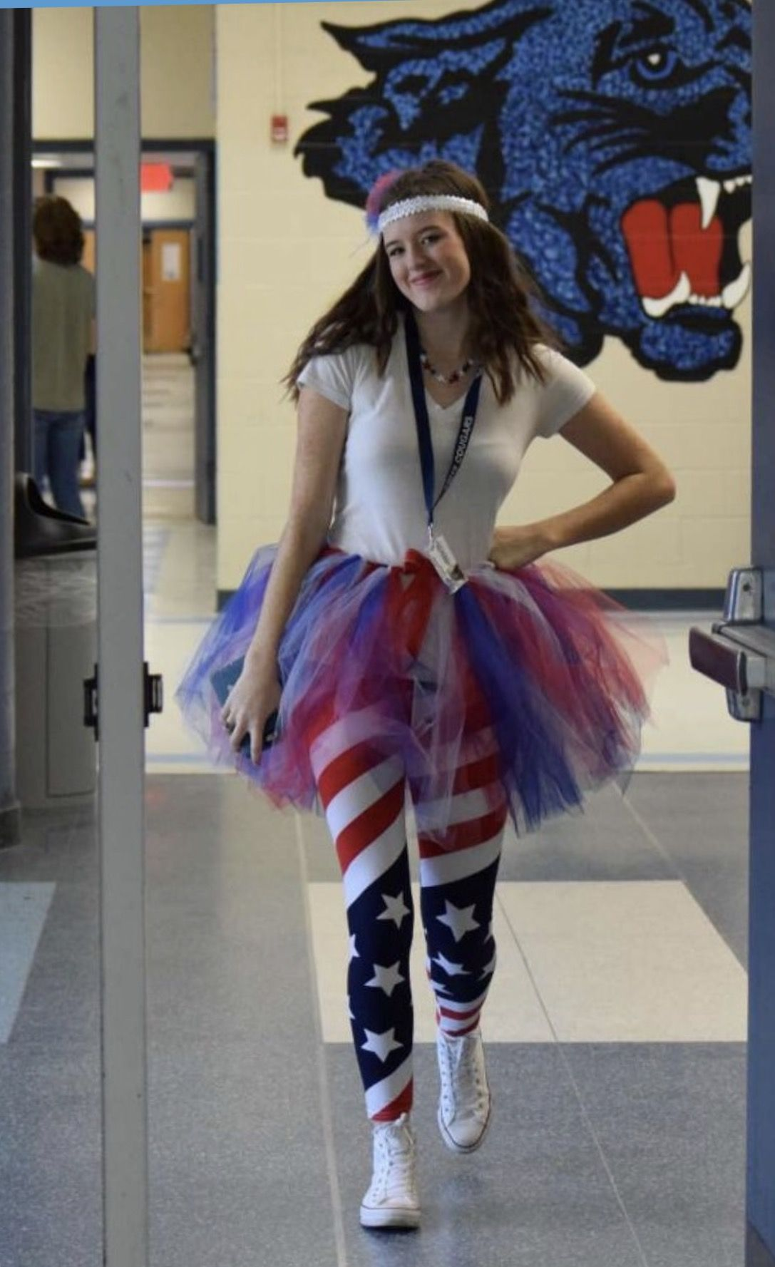 'Mercia Monday Spirit week outfits, spirit