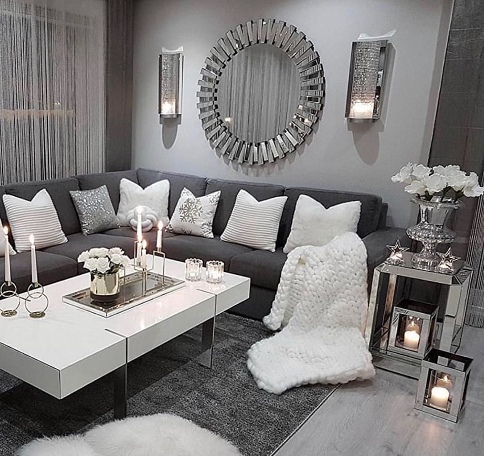 What A Nice Living Room By Merals Home Interiordesign