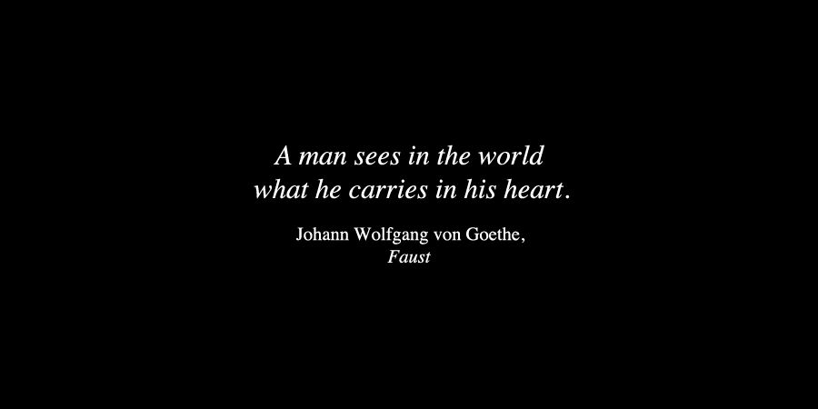 Anamorphosis And Isolate Johann Wolfgang Von Goethe From Faust Wisdom Quotes Life Goethe Quotes Insightful Quotes