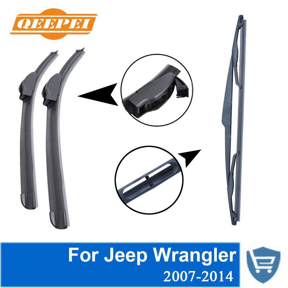 Ford Kuga Flat Windscreen Wiper Blade Set for 2008 Onwards