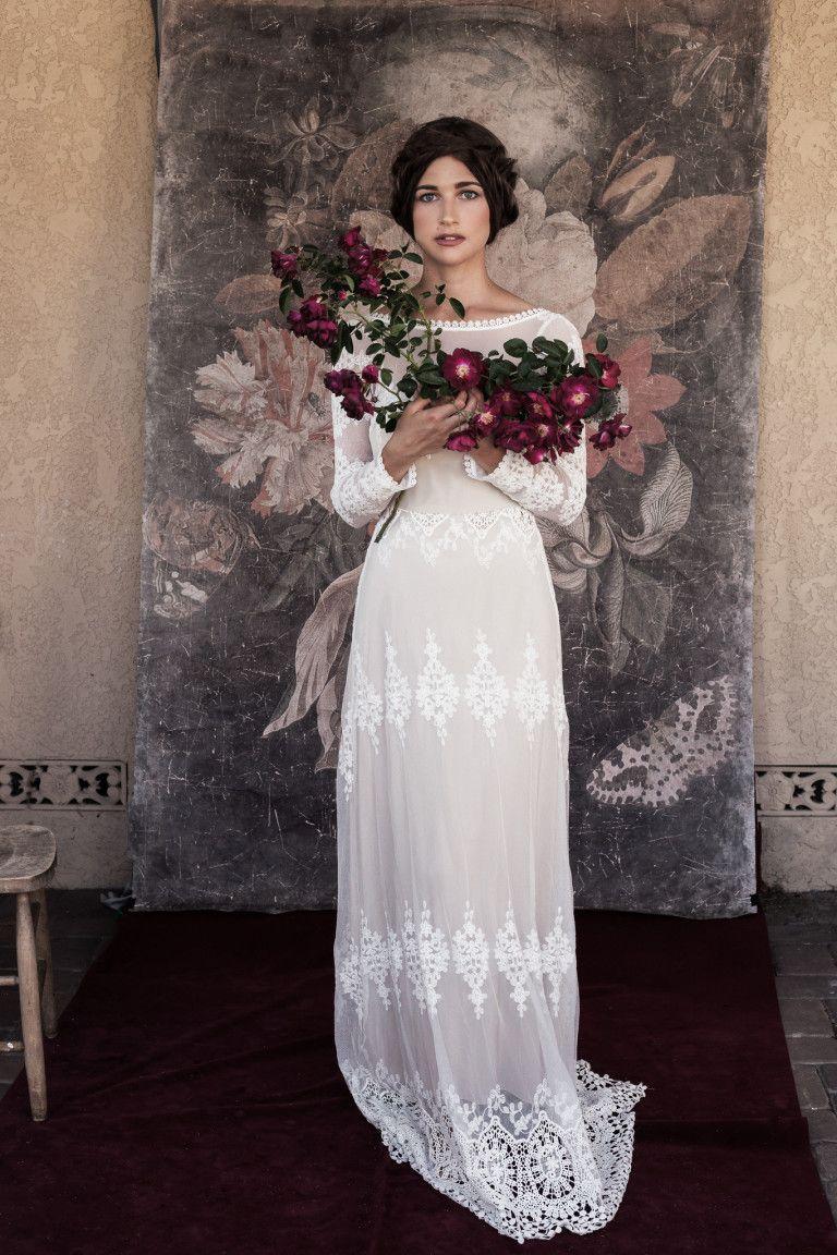 Lisa lace wedding dress future plans pinterest wedding dresses