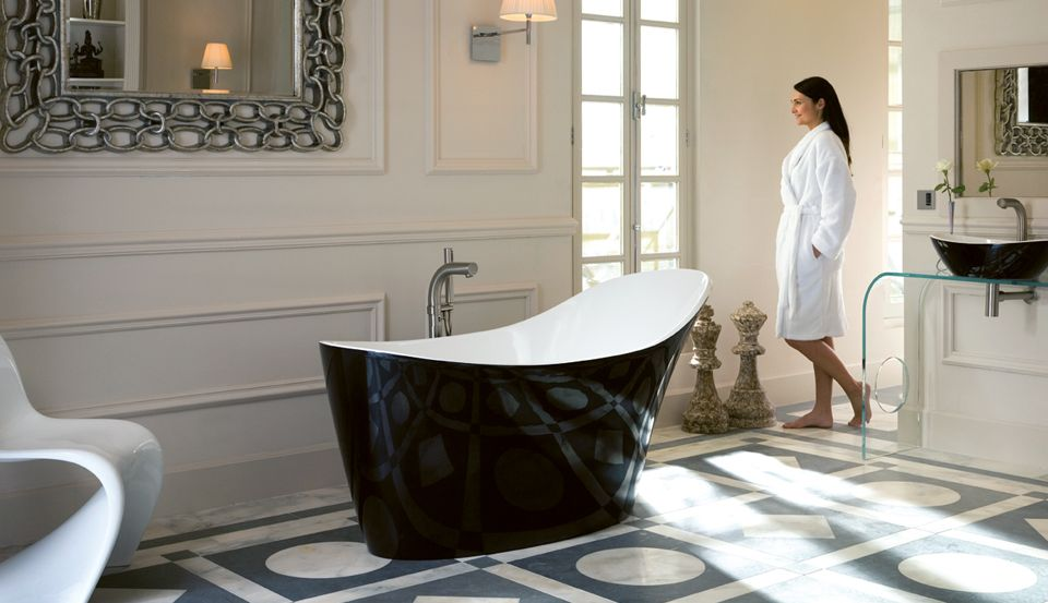 Amalfi Freestanding Bath   Victoria + Albert Baths (UK)