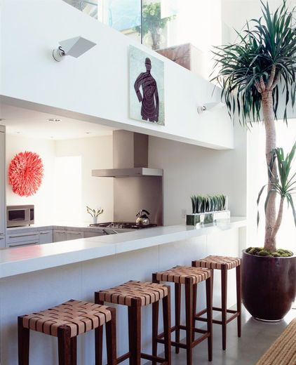 modern kitchen by Digs By Katie | Katie Leede & Company