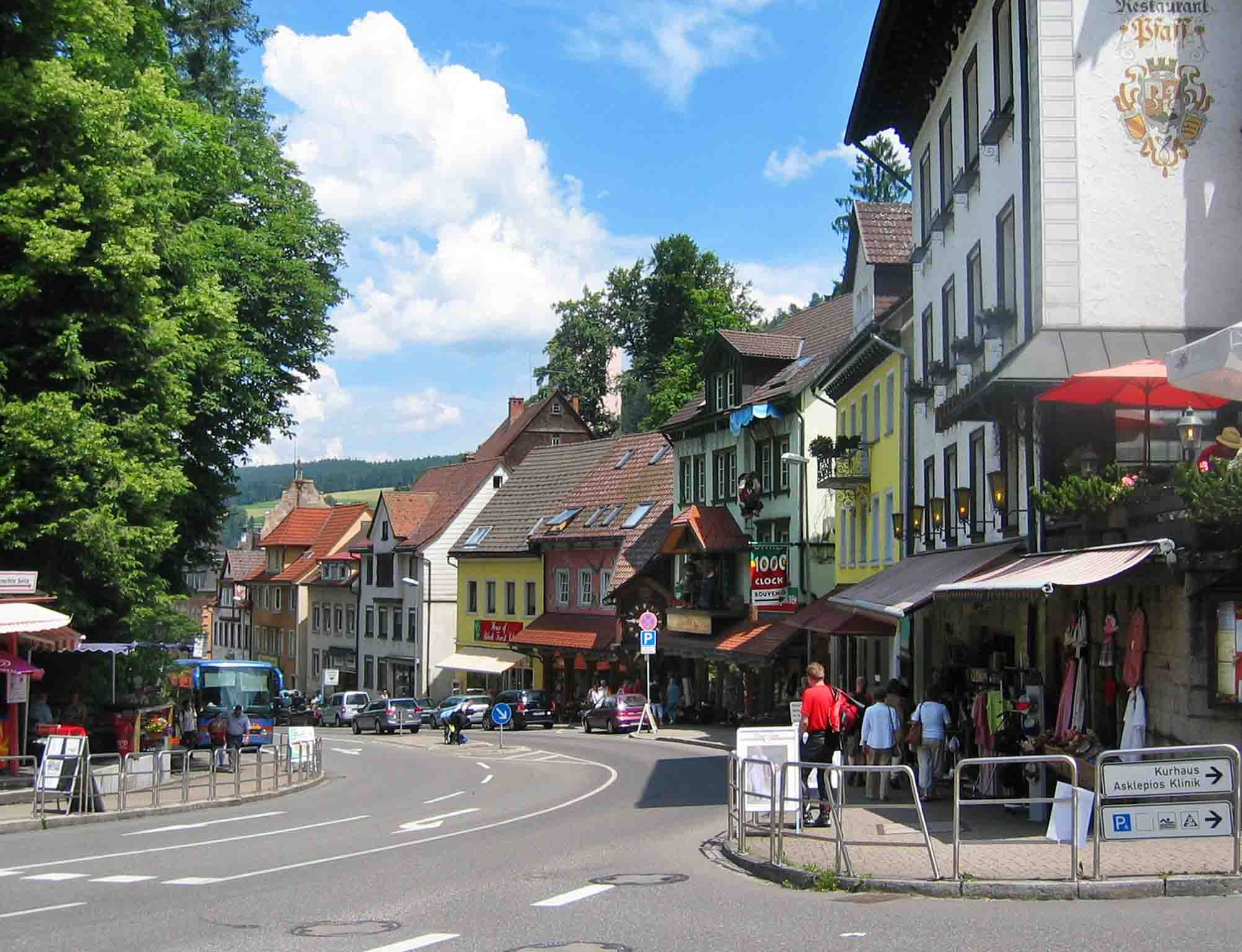 Triberg Black Forest Germany