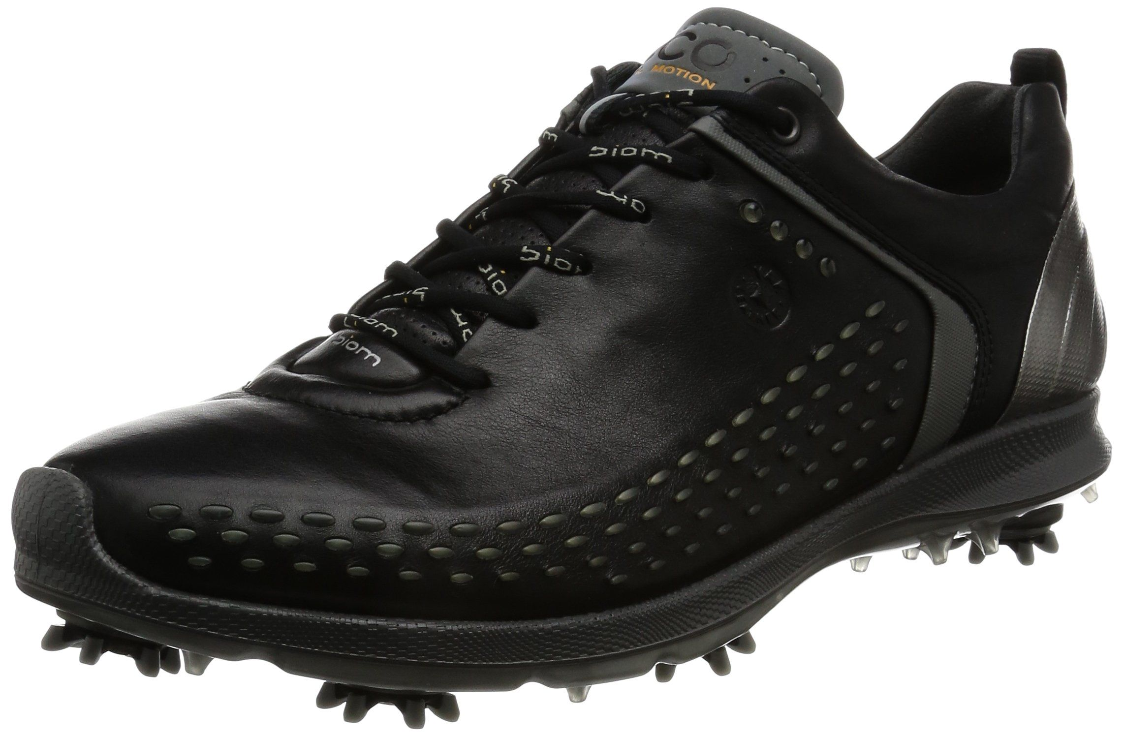 Ecco ECCO Howell, Baskets Homme - Noir (Black 01001) - 47 EU