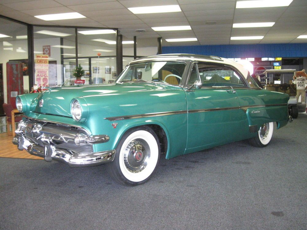 Ford other skyliner 1954 ford ford ford trucks