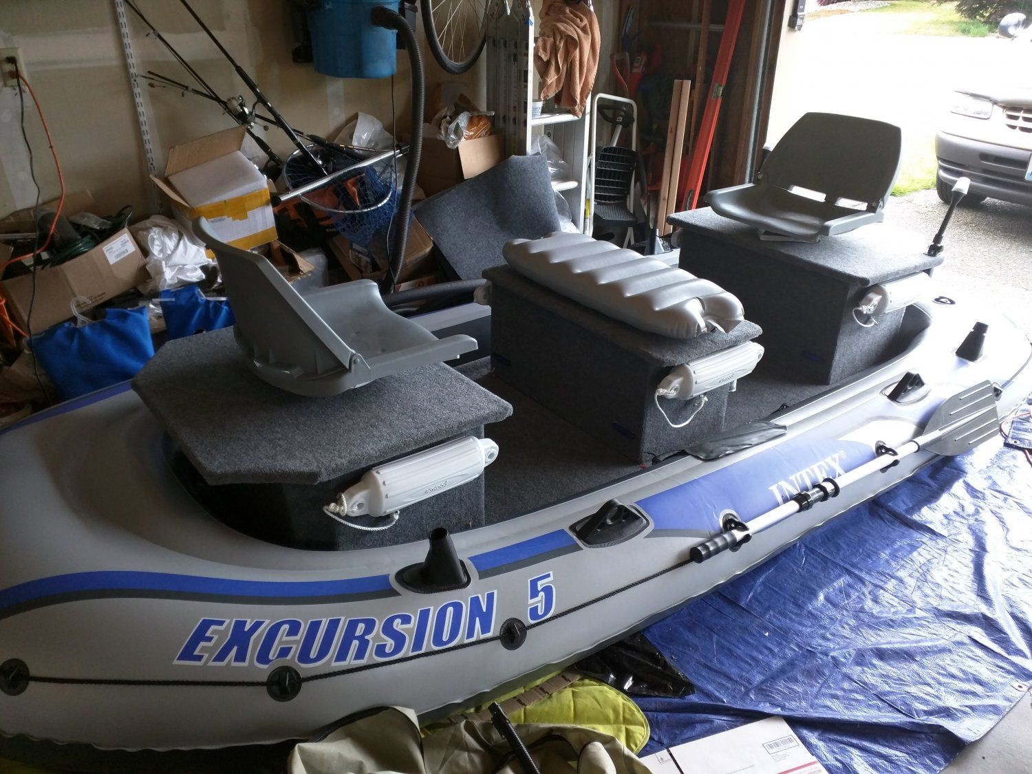 Intex Excursion 5 Inflatable MOD  - Page 4 - The Hull Truth