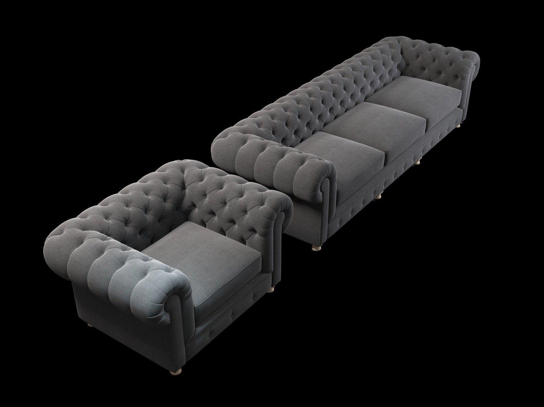 3d Model Kensington Upholstered Sofa 3 Pinterest ~ Kensington Upholstered Sofa