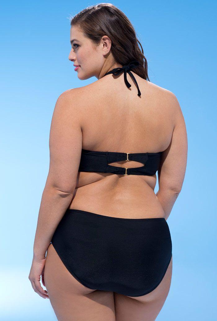 0f7becc7daa Back Swimsuits For All, Ashley Graham, Design Lab, Tankini, Ashly Graham