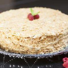 Russische Napoleon Torte Rezept Torten Selber Backen Kuchen Und Torten Und Kuchen Und Torten Rezepte