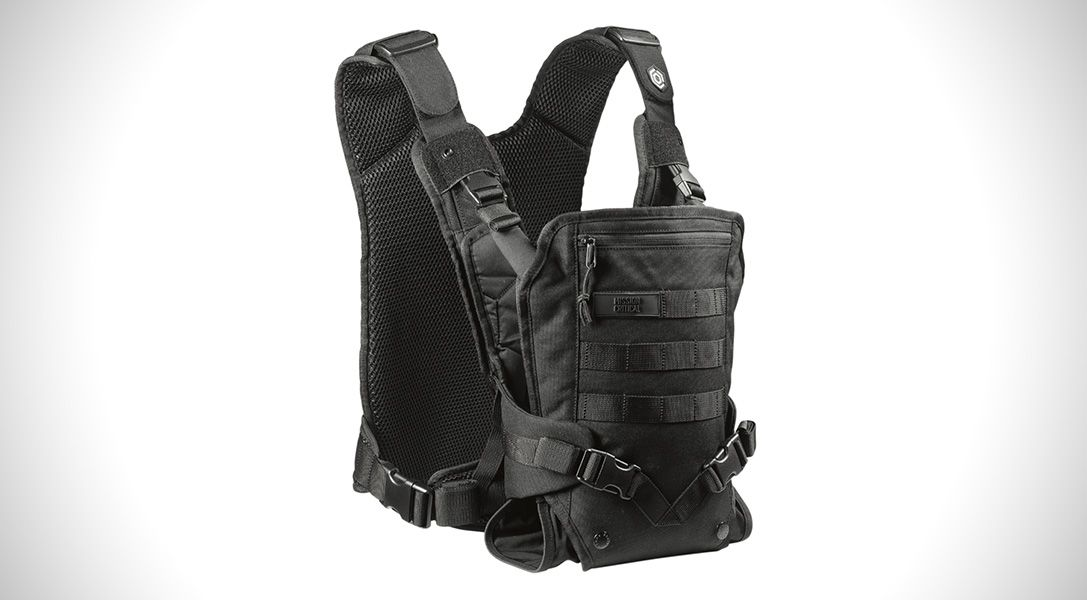 Every Dad Needs A Mission Critical Baby Carrier Tactical