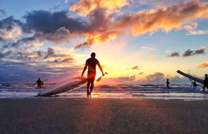Cronulla Beach, Sydney.