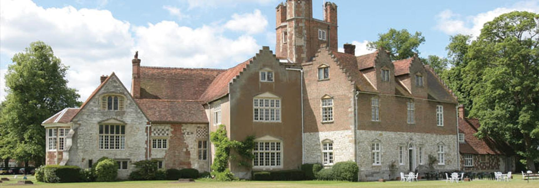 Bisham Abbey Is A Grade I Listed Manor House Near Marlow Beautiful Wedding Venue