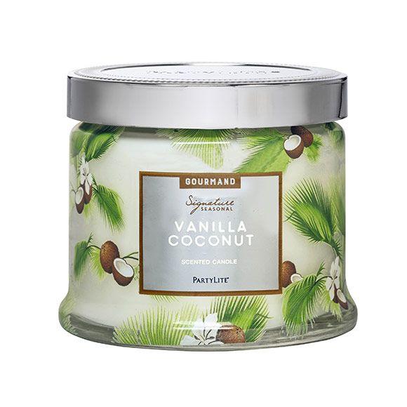 Vanilja & kookos Trooppinen kookos, pirteät sitrushedelmät, villi agave ja eksoottinen vanilja vievät ajatukset kaukomaille.