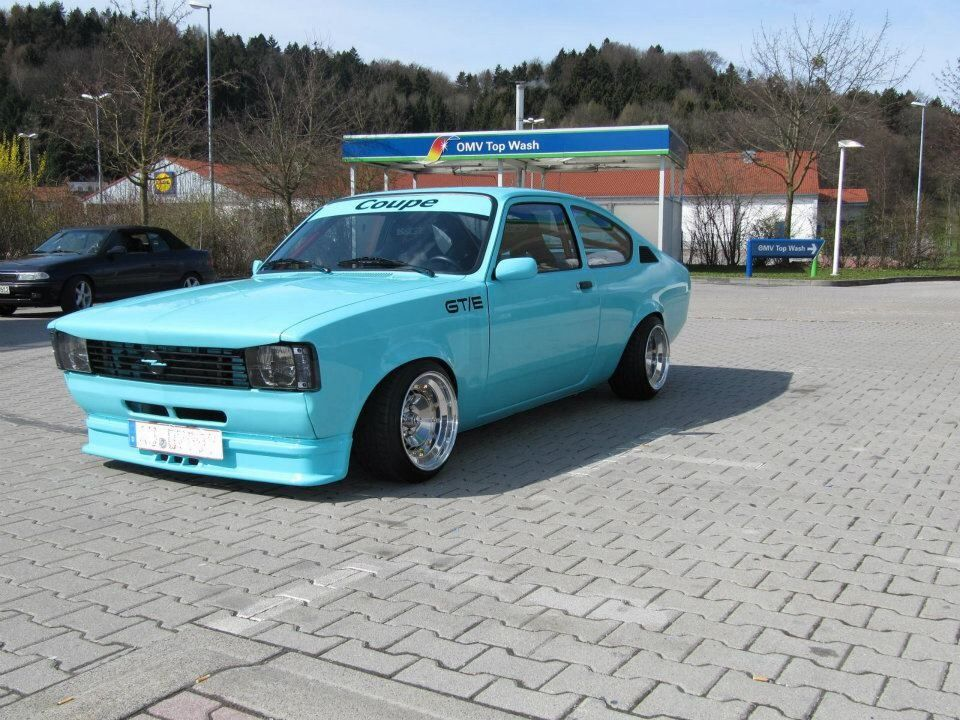 kadett c coupe opel tuning pinterest cars and opel manta. Black Bedroom Furniture Sets. Home Design Ideas