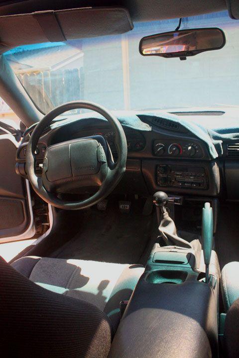 1995 Chevy Camaro Interior Cars Pinterest Cars