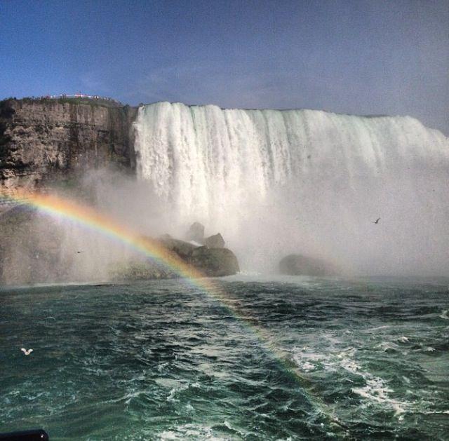 Niagra Falls/summer 2013