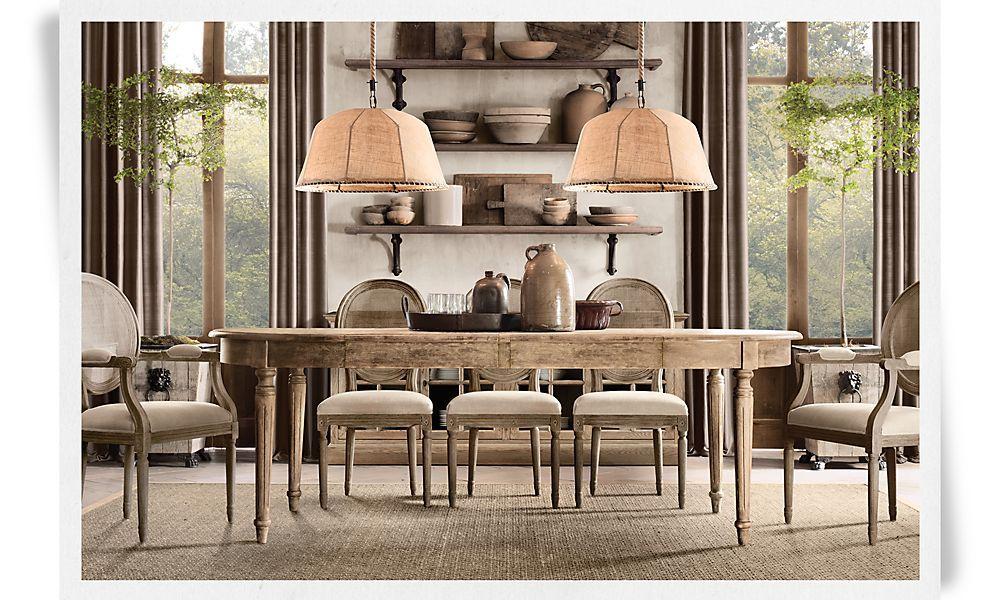 sala da pranz country chic - Cerca con Google | sala da pranzo ...