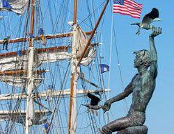 GALVESTON.COM Pier 21 | Dolphin tours, Galveston harbor ...