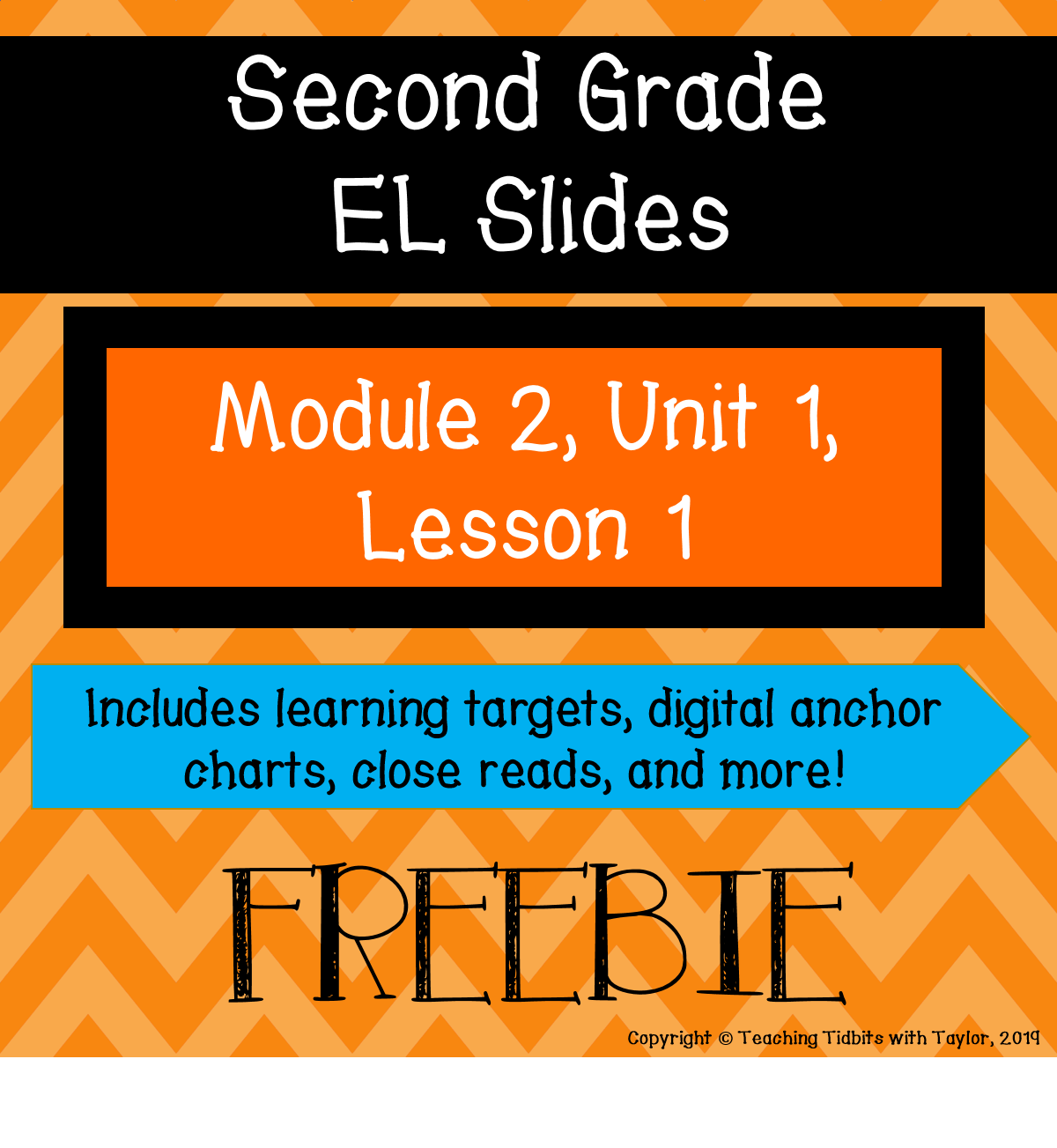 Freebie 2nd Grade Expeditionary Learning El Slides