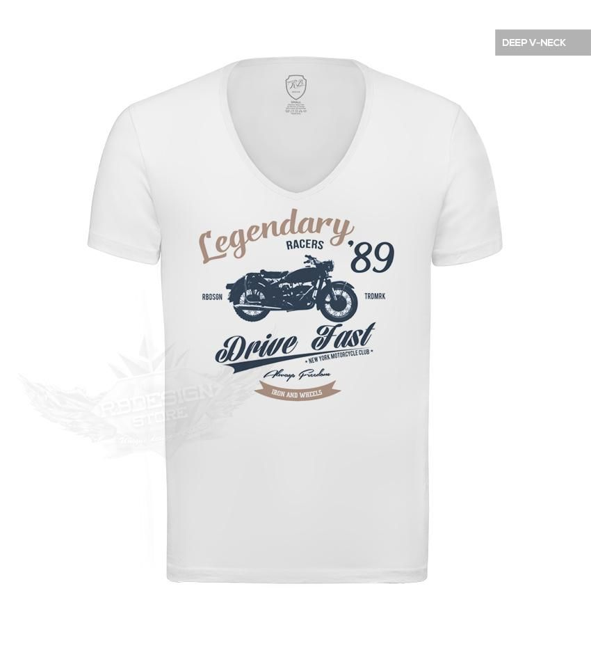a08bddf18d27 Retro Motorcycle Men's T-shirt