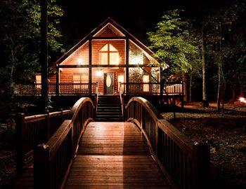 Superbe Oklahoma Cabins