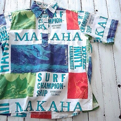 Surf line Makaha Surf Champion Ship Cotton Pullover