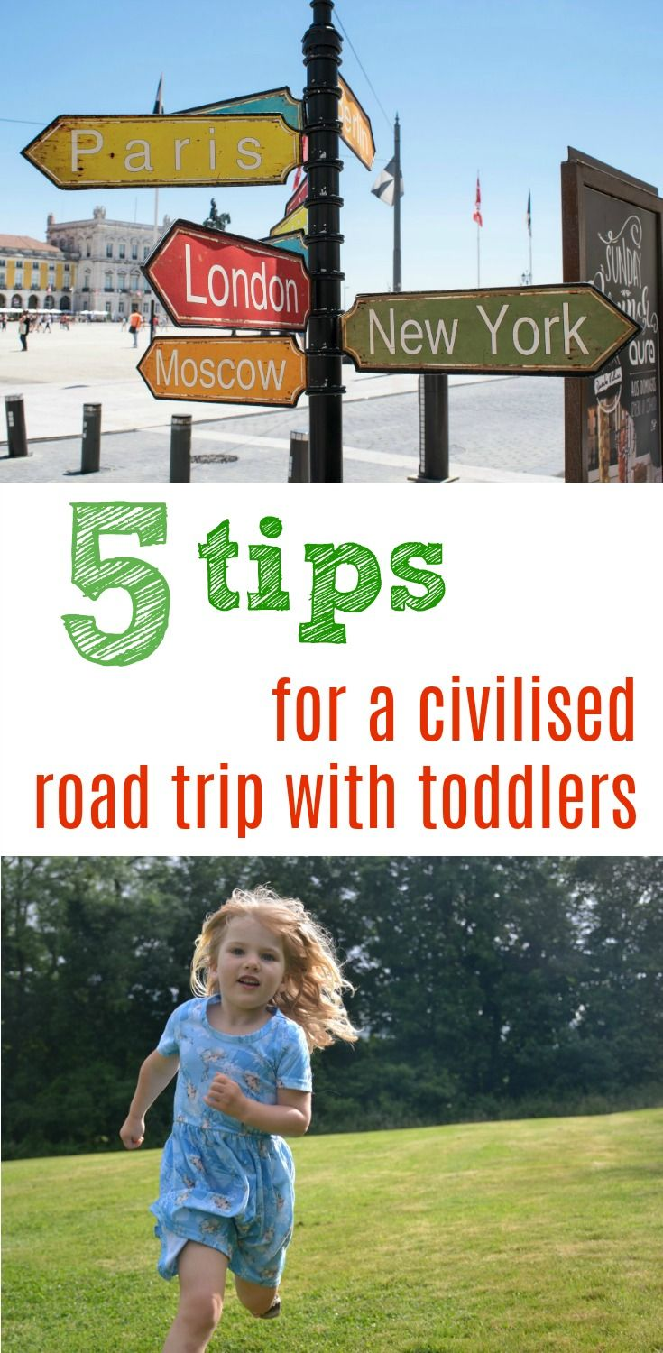5 tips for a civilised road trip with toddlers is part of Tips For A Civilised Road Trip With Toddlers Tin Box - Family road trips can be so rewarding but also a bit of a challenge  Here's some tips for taking a road trip with toddlers from combating boredom to snacks