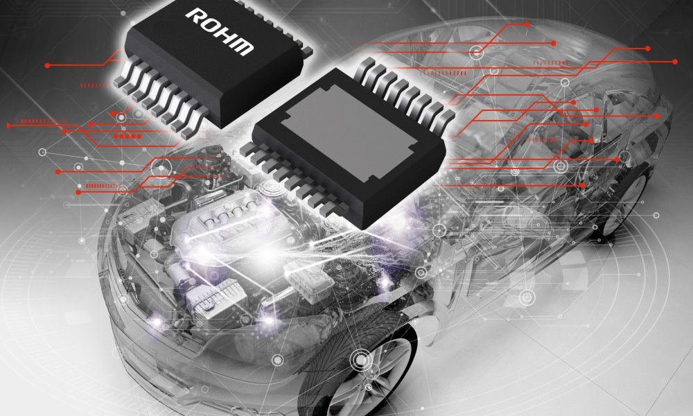 The Industry S First Intelligent Power Devices Enabling Standalone System Protection Electronics Components System Inrush Current