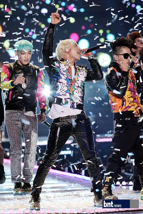 Daesung(BIGBANG) performs at K-Collection in Seoul @20120311.